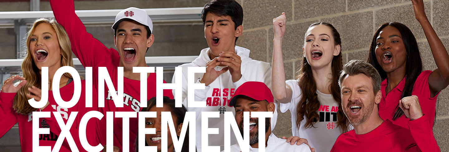 HITS HITS Join the Excitement Banner