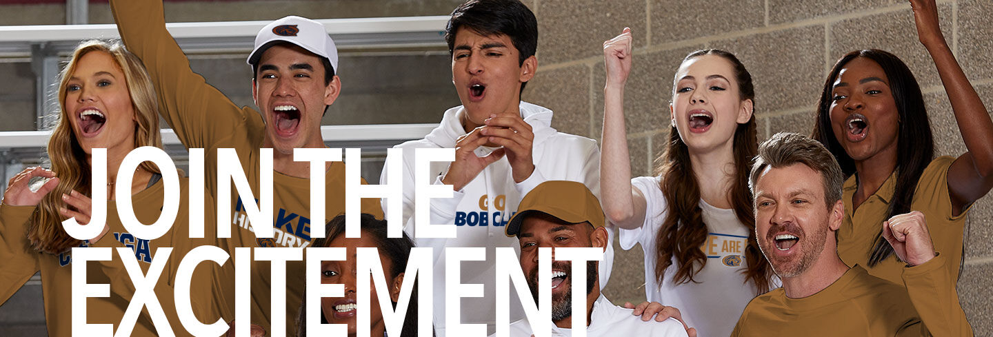 Cienega Bobcats Join the Excitement Banner
