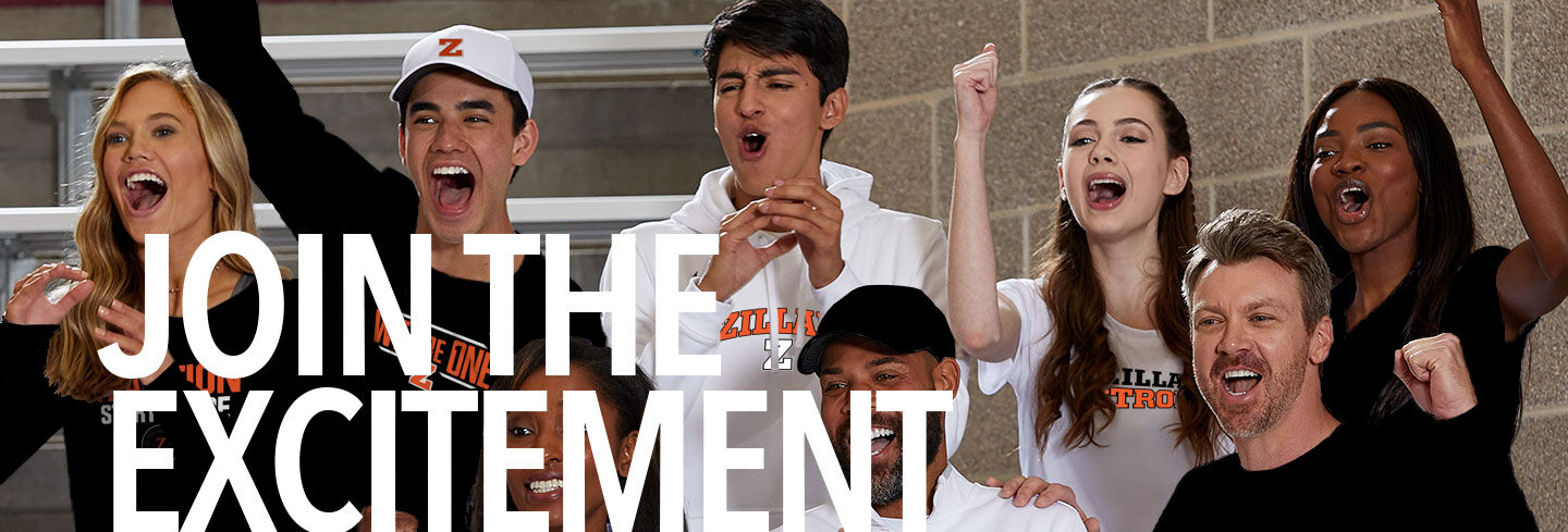 Zillah Leopards Join the Excitement Banner