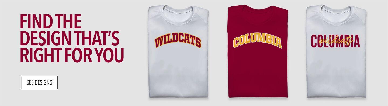 Columbia Wildcats Find Your Design Banner