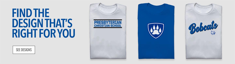 PCS Bobcats Find Your Design Banner