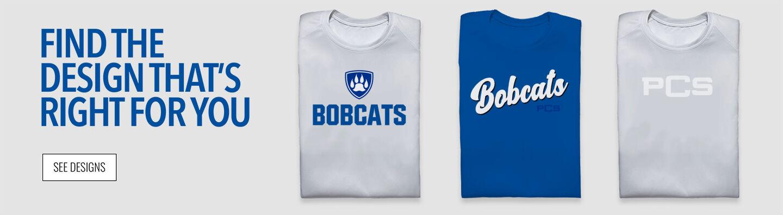 Presbyterian Christian School Bobcats Online Store Find Your Design Banner