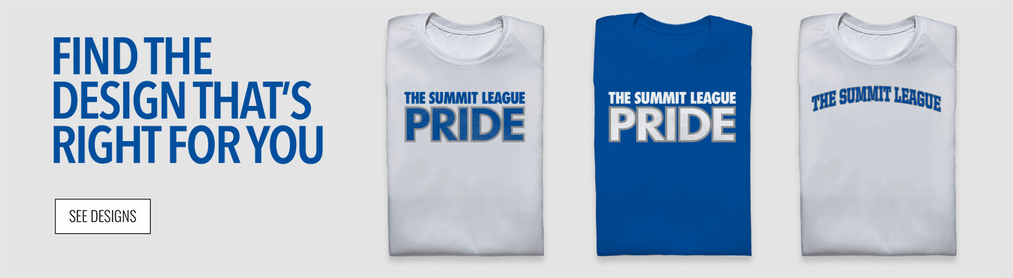 The Summit League The Summit League Find Your Design Banner