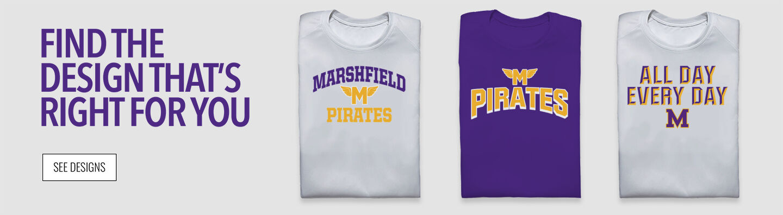 Marshfield Pirates Find Your Design Banner