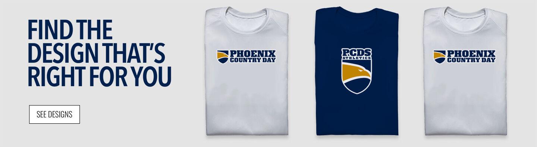PCDS Eagles Find Your Design Banner