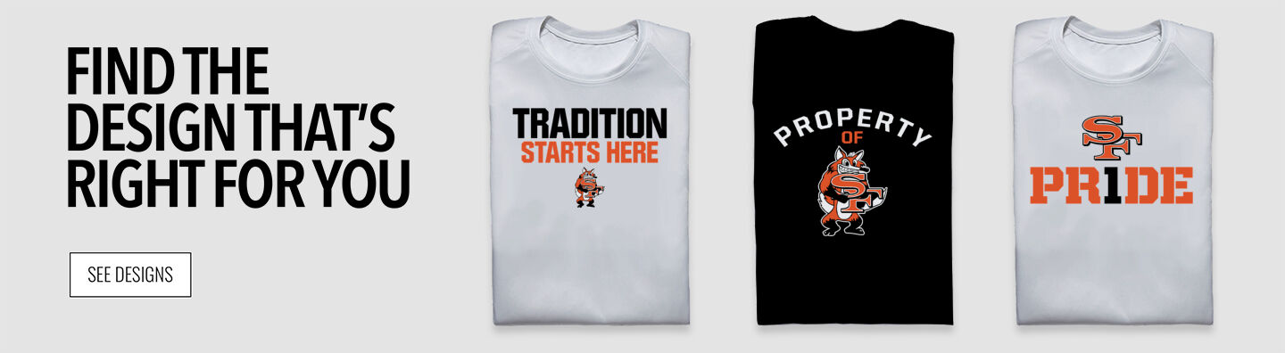 Silverton Foxes Find Your Design Banner