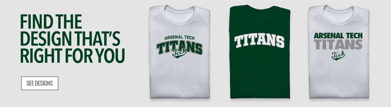 Arsenal Tech Titans Find Your Design Banner