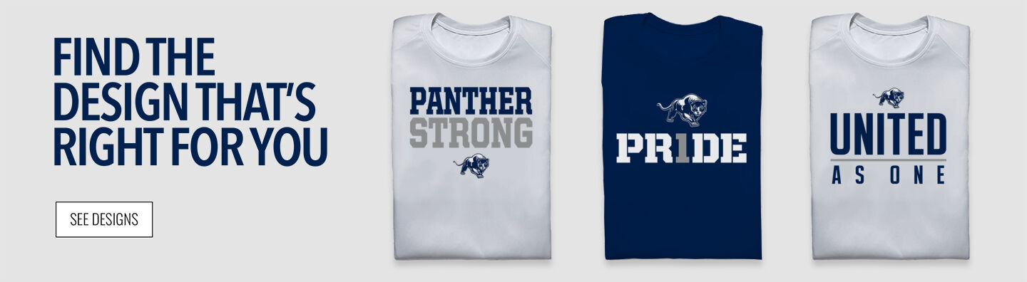 KANSAS CITY CHRISTIAN SCHOOL PANTHERS Find Your Design Banner
