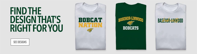 Basehor-Linwood Bobcats Find Your Design Banner