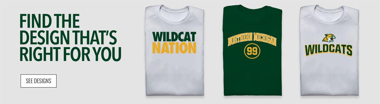 Northern Michigan Wildcats Find Your Design Banner