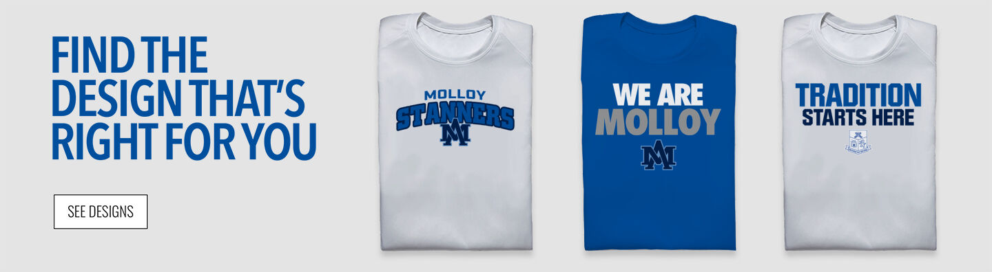 Archbishop Molloy Official Online Store Find Your Design Banner
