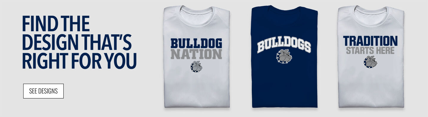 Westerly Bulldogs Find Your Design Banner
