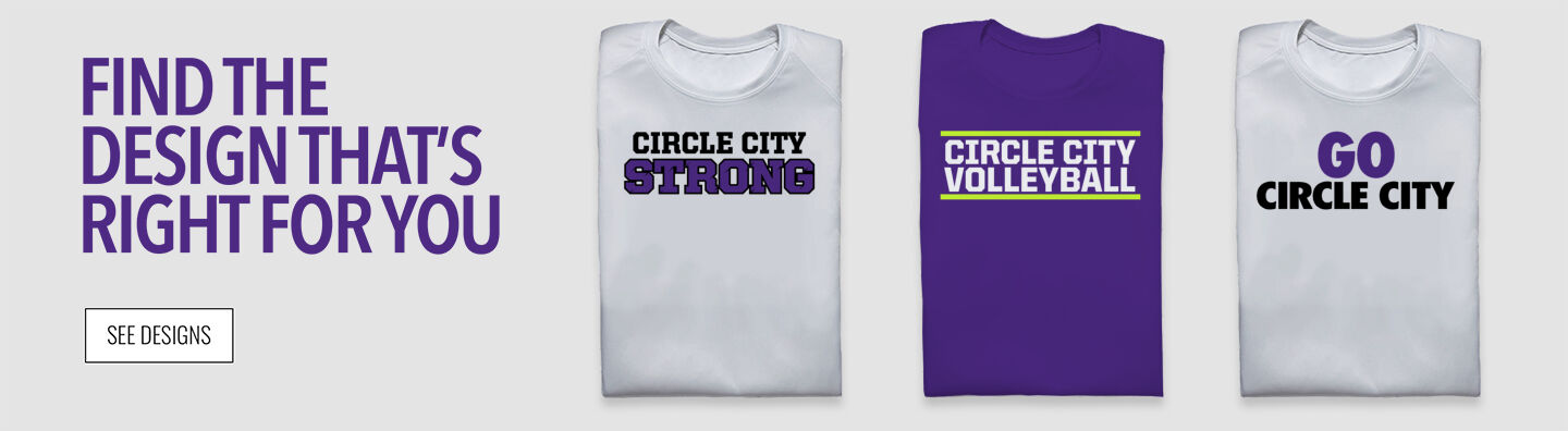 Circle City Volleyball Find Your Design Banner