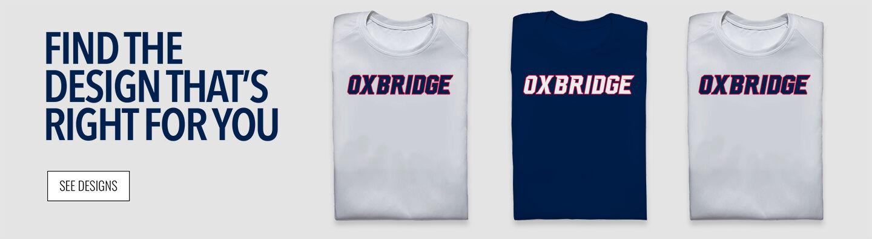 Oxbridge Thunderwolves Find Your Design Banner
