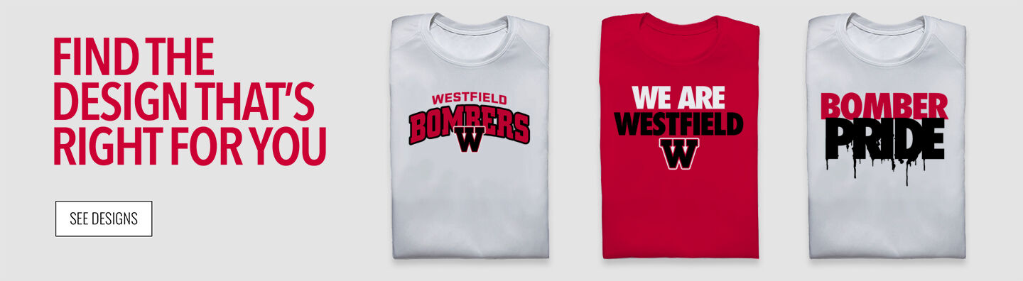 Westfield Bombers Find Your Design Banner