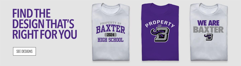 Baxter Kraken Find Your Design Banner