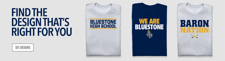 Bluestone Barons Find Your Design Banner