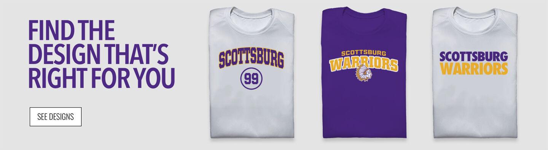 Scottsburg Warriors Find Your Design Banner