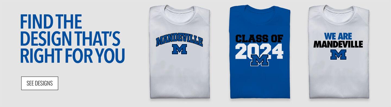 MANDEVILLE HIGH SCHOOL SKIPPERS Find Your Design Banner