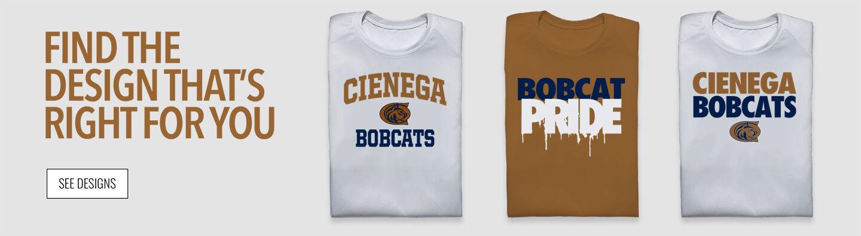 Cienega Bobcats Find Your Design Banner