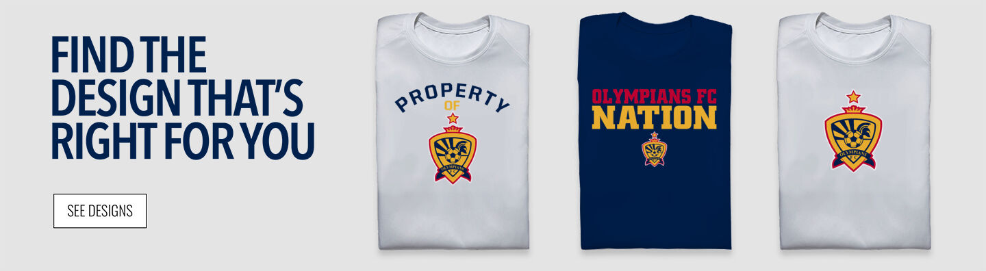 Olympians FC Olympians FC Find Your Design Banner