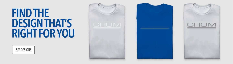 CROM 0 Find Your Design Banner