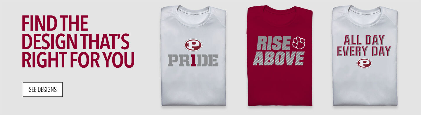 Patterson Tigers Find Your Design Banner