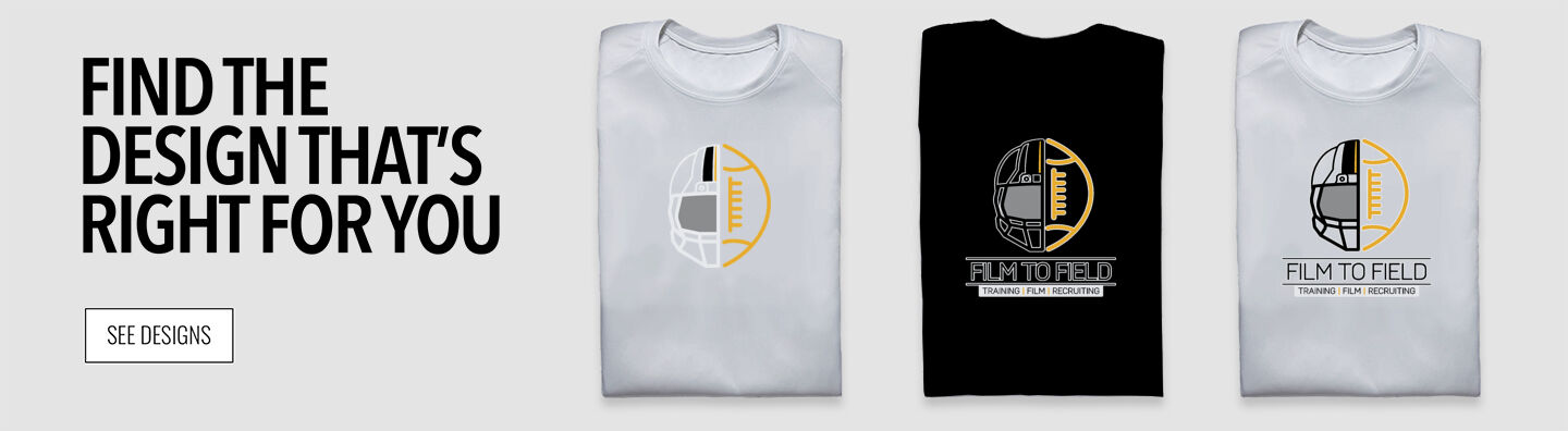 Film To Field  Football Training Find Your Design Banner