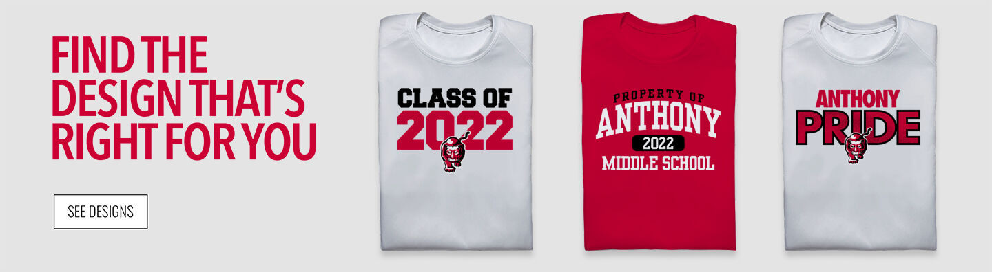 Anthony Panthers Online Store Find Your Design Banner