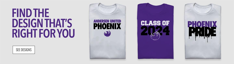 Andersen United Phoenix Find Your Design Banner