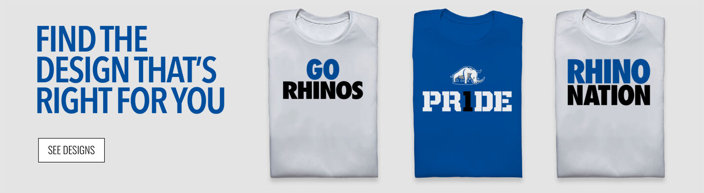 Justice Page Rhinos Find Your Design Banner