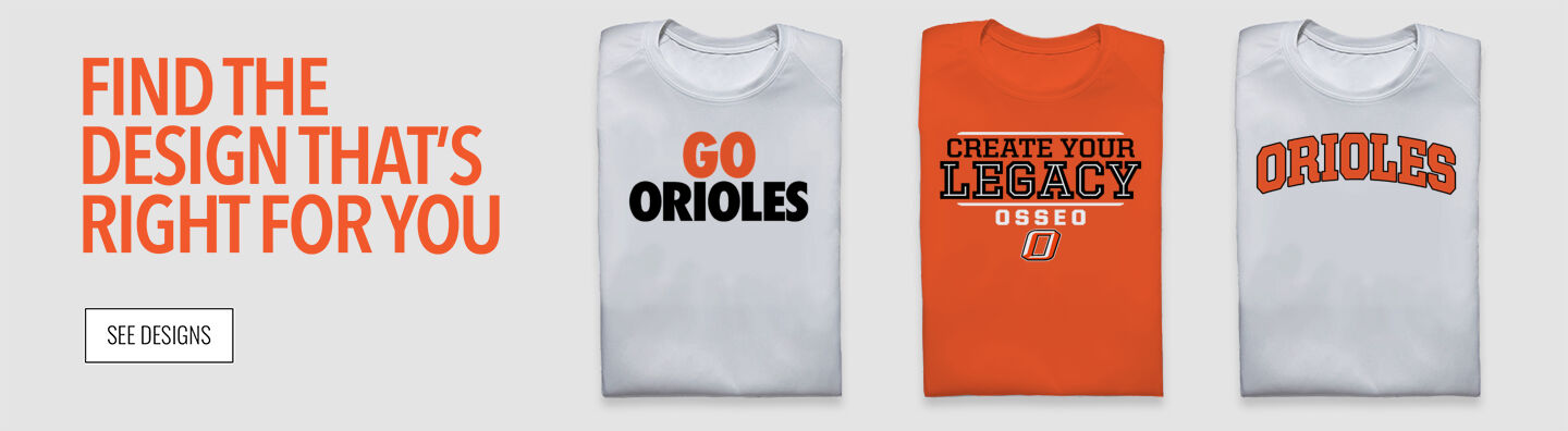 Osseo Orioles Find Your Design Banner