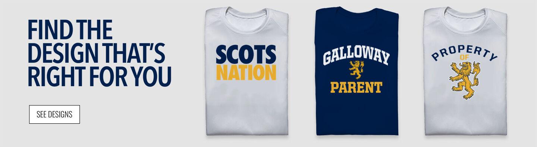 Galloway Scots Find Your Design Banner