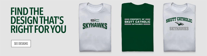 Skutt Catholic Skyhawks Find Your Design Banner