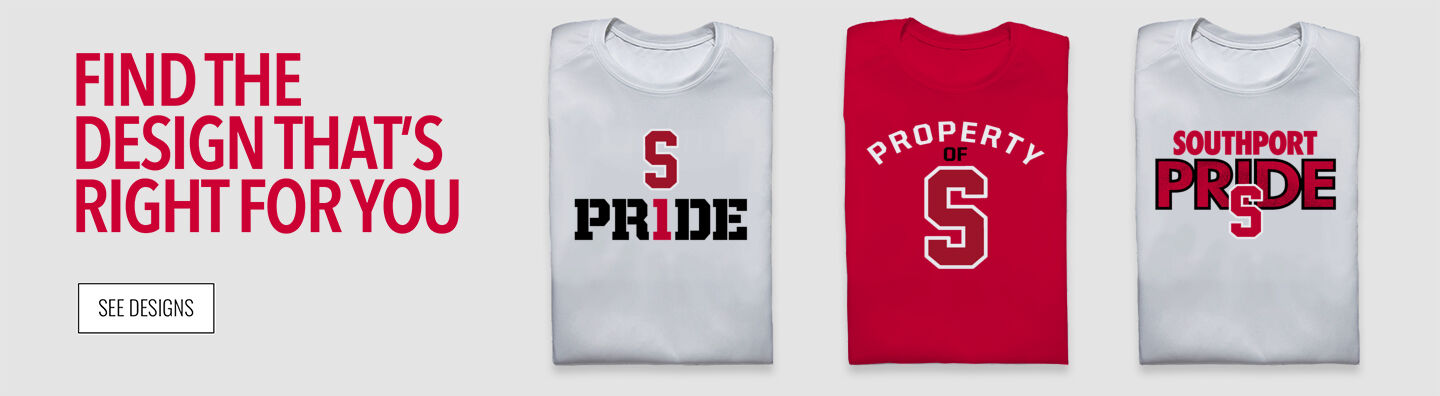 Southport Cardinals Find Your Design Banner