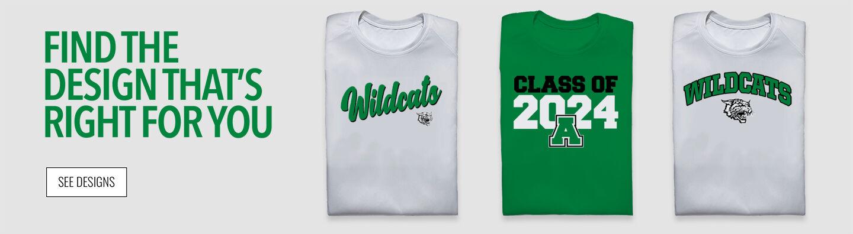 Arundel Wildcats Find Your Design Banner