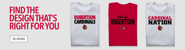 Robertson Cardinals Find Your Design Banner