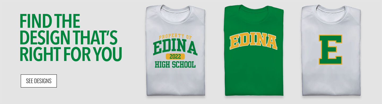 Edina High School Find Your Design Banner