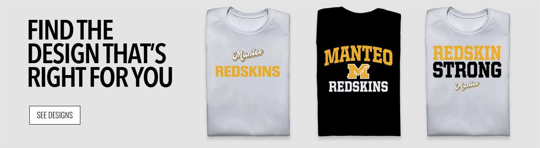 Manteo Redskins Find Your Design Banner