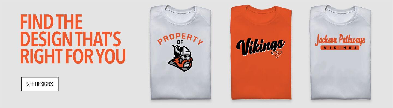 Jackson Pathways Vikings Find Your Design Banner