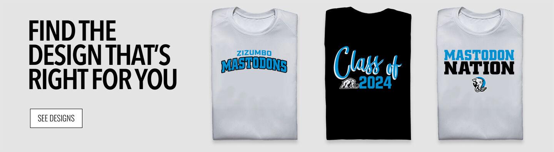 Zizumbo Mastodons Find Your Design Banner
