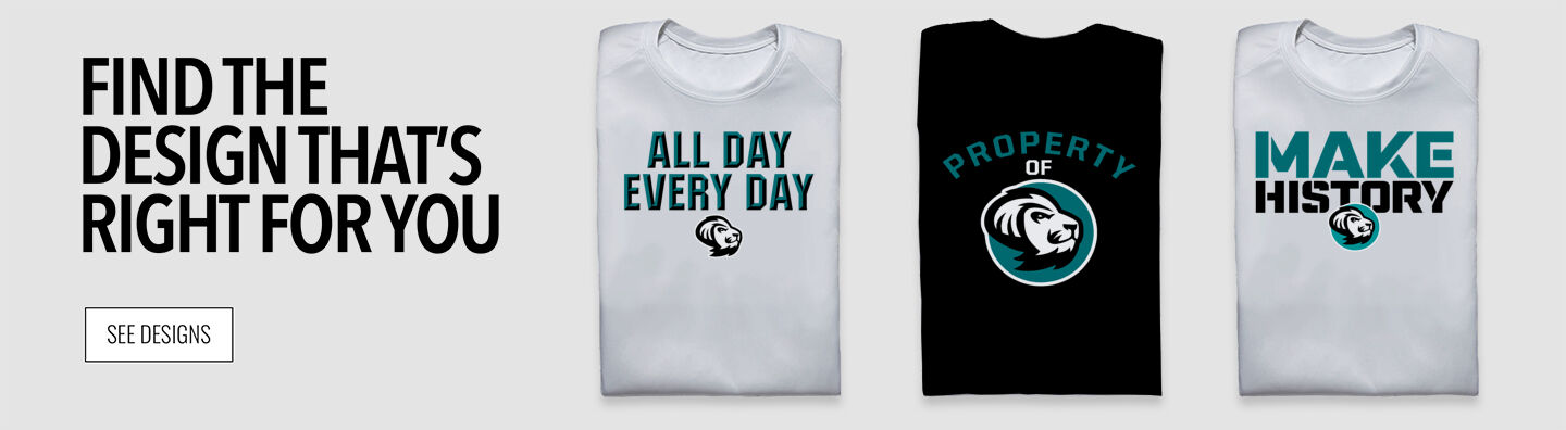 Clemente Lions Find Your Design Banner