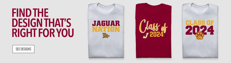 Jordan Jaguars The Official Store Find Your Design Banner