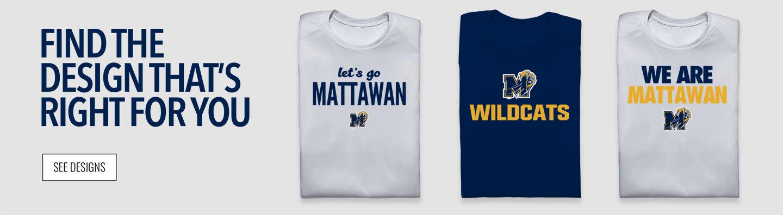 Mattawan Wildcats Find Your Design Banner