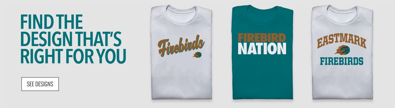 Eastmark Firebirds Find Your Design Banner