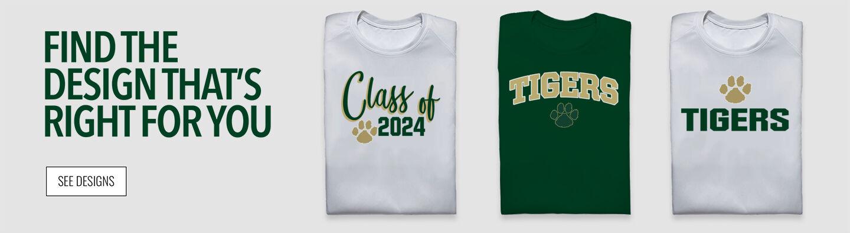Adairsville Tigers Find Your Design Banner