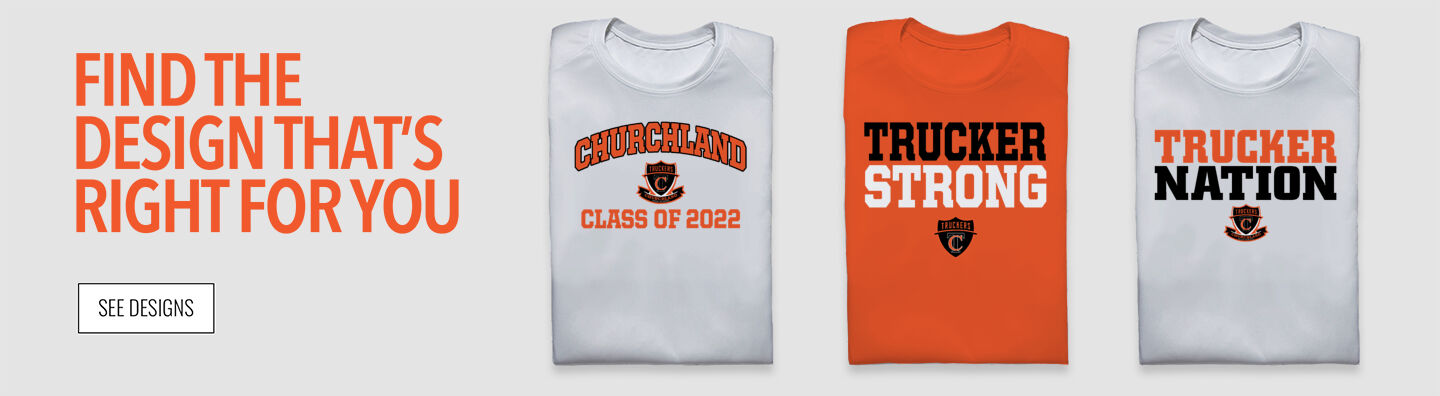 Churchland Truckers Find Your Design Banner