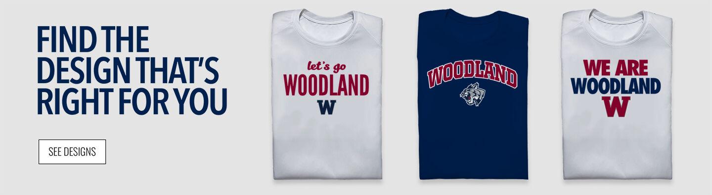 Woodland Wildcats Find Your Design Banner