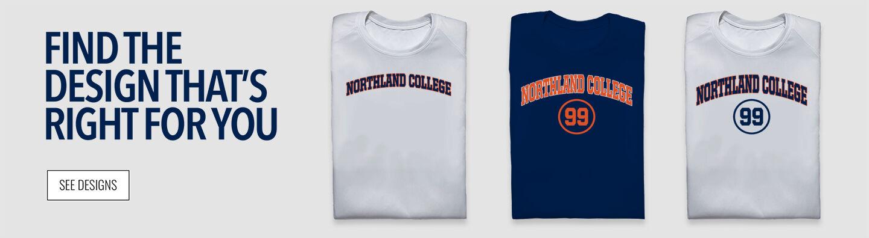 Northland College Find Your Design Banner