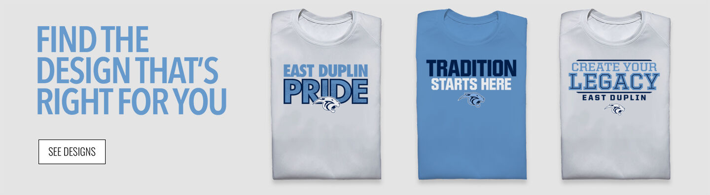 East Duplin Panthers Find Your Design Banner
